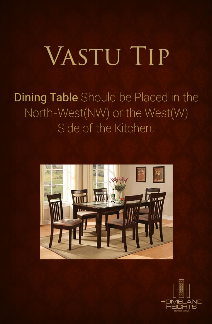The Dining Table is the Heart of the Home. #VastuTips #Vastu #HomelandHeights #3BHK #4BHK #5BHK #PremiumHomes #LuxuryApartments #Sector70 #Mohali #Chandigarh