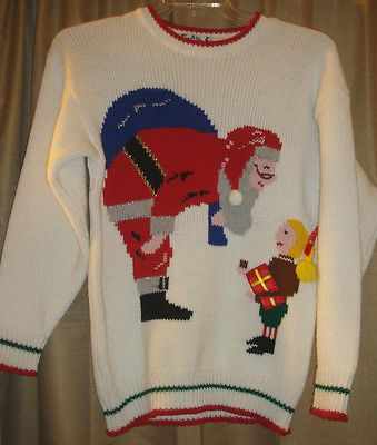 ugly holiday sweaters that are kind of cool kind of - Ugly Christmas Sweater Ebay