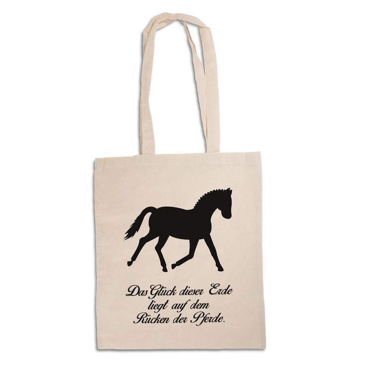 Tragetasche Dressurpferd aus Kunstfaser  Natur - Das Original von Mr. & Mrs. Panda.  Diese wunderschöne Tragetasche von Mr. & Mrs. Panda im  Jutebeutel Style ist wirklich etwas ganz Besonderes. Mit unseren Motiven und Sprüchen kannst du auf eine ganz besondere Art und Weise dein Lebensgefühl ausdrücken.    Über unser Motiv Dressurpferd  Jedes Mädchen liebt Pferde und träumt von Ferien auf dem Reiterhof. Ponys und Pferde sind wundervolle Tiere.  Unser Dressurpferd ist nicht für professionelle…