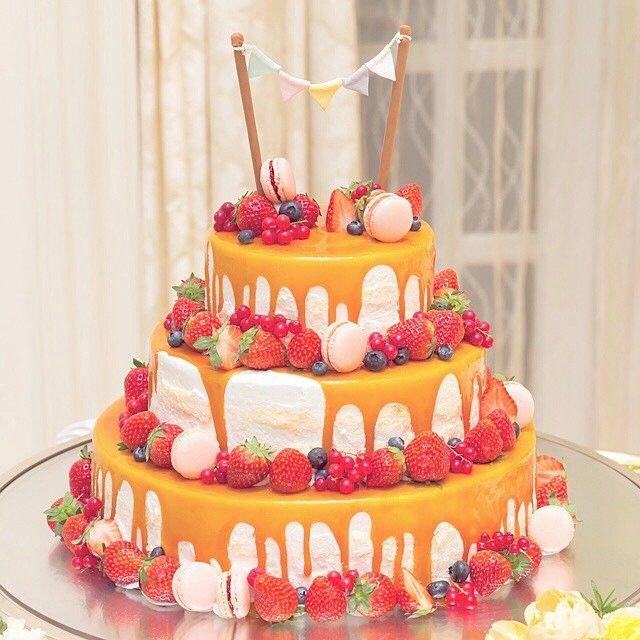 . 人気急上昇中 海外では定番のカラードリップケーキが登場✨ とろーんと甘いシロップをおふたりで垂らしたら、特製ケーキの出来上がりです . Thank you 1,965 followers✼ . #カラードリップケーキ #ドリップケーキ #ウェディングケーキ #ケーキ完成セレモニー #シロップたっぷり #垂らしこみケーキ #ケーキ #3段ケーキ #ファーストバイト #アニヴェルセル東京ベイ #日本中のアニ嫁さんと繋がりたい  #プロポーズされたみんなに教えたい  #アニ嫁 #アニヴェルセル #ウエディング #プレ花嫁 #ブライダルフェア  #ウェディングフェア  #ウェディングニュース #wedding #weddingcake  #meltingcake #dripcake  #colordripcake #cakeideas  #marryxoxo #weddingideas