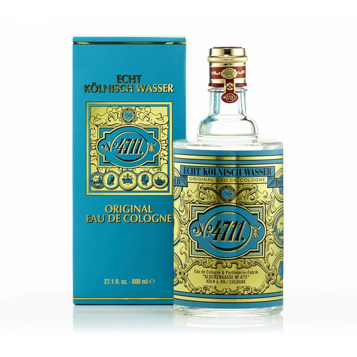 4711 cologne on Pinterest Miracle perfume, Because its you eau - wasserh hne f r k che