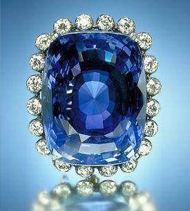 Millennium Sapphire | famous-gems