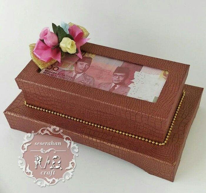 Kotak Seserahan Uang Telp/wa 087874240106