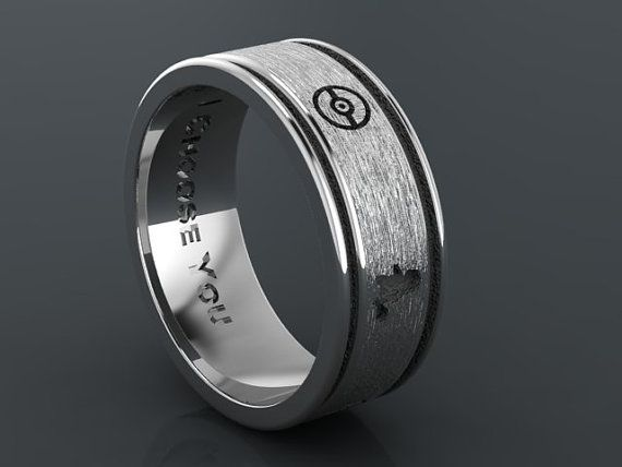 Pokemon Wedding Band