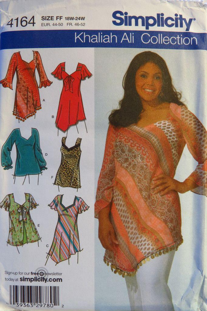 28 besten Khaliah Ali Sewing Patterns Bilder auf Pinterest   Ali ...