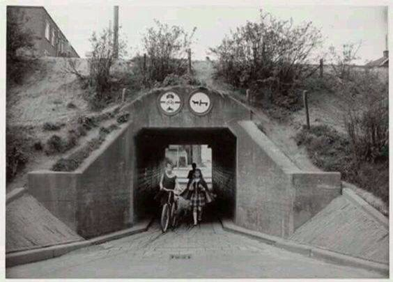 tunneltje Burgemeester Pruissingel