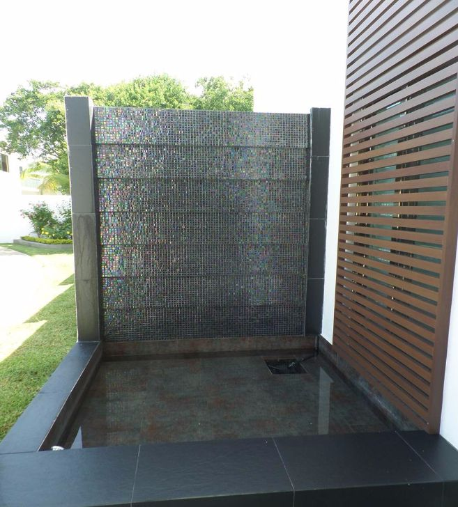 MODERNA Y NUEVA CASA EN VILLA MAGNA CANCUN Casas en Condominios en Venta en Cancun - Bienes Raices Cancun Q Roo