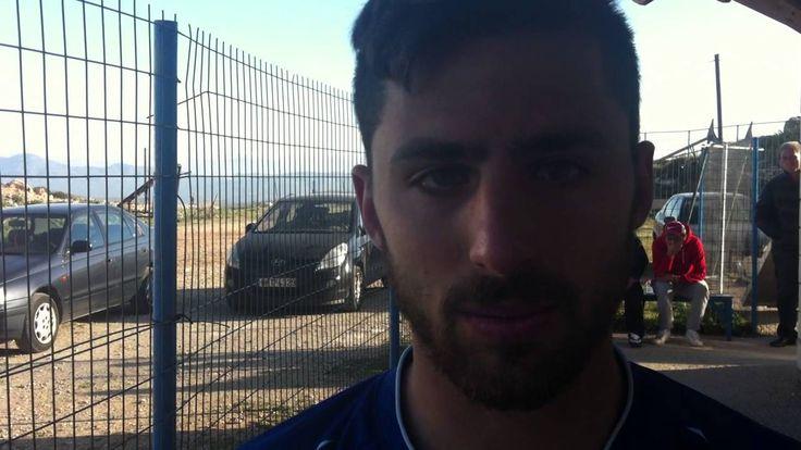 Ο ποδοσφαιριστής της ομάδας του Ρούβα Άρης Κίτσος μίλησε στην κάμερα του prismasport.gr μετά το τέλος της αναμέτρησης κόντρα στην Κόρινθο.
