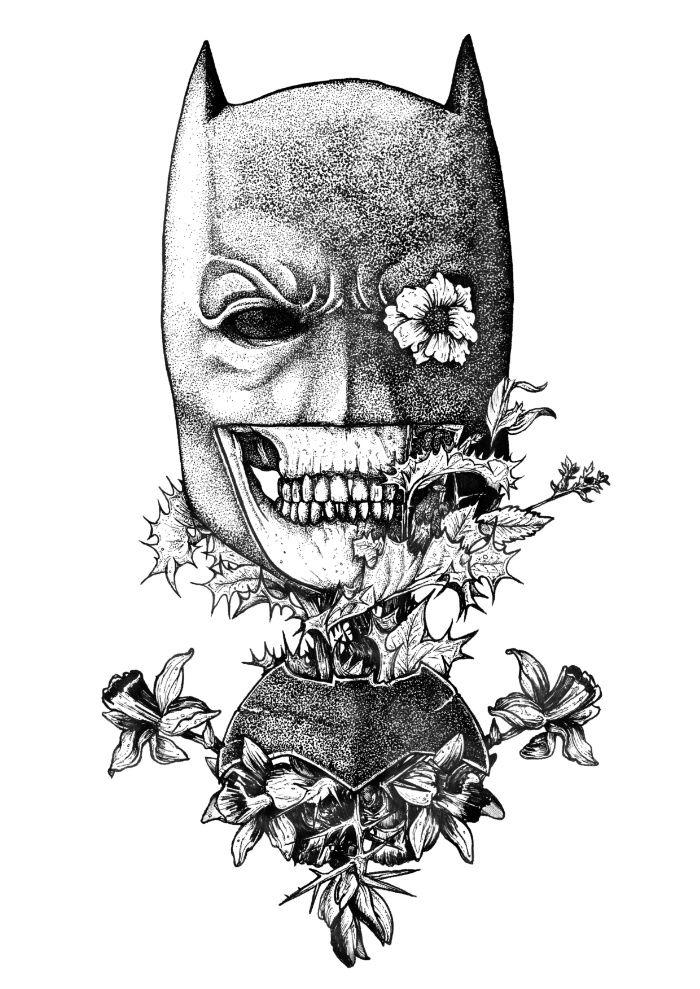 World Finest Series. The Bat. by Sinpiggyhead