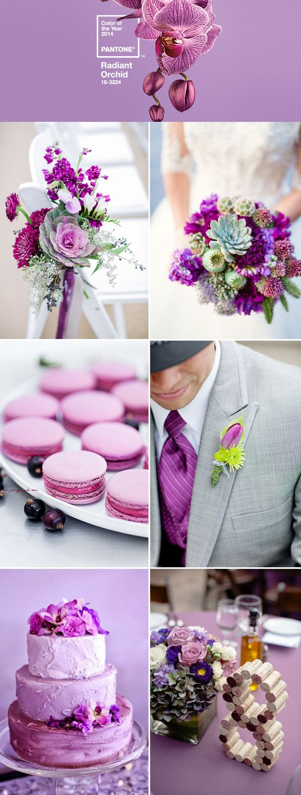 Colour therapy for marriage - The Best Wedding Color Ideas In Recent Years Inspired By Pantone