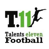 Création logo personnalisé et professionnel - Agence sportive Talents Eleven Football © ekooo (94)