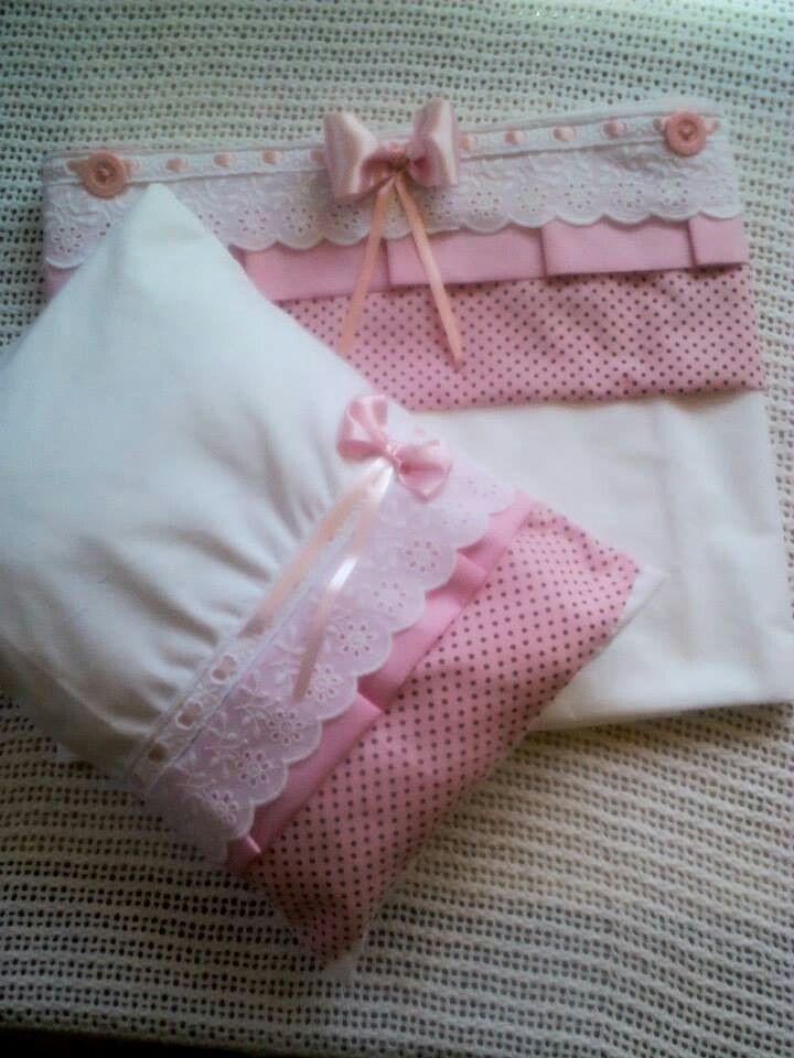 Jogo de lençol para berço de princesa Mais