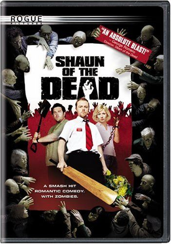 SHAWN OF THE DEAD #horrormovies