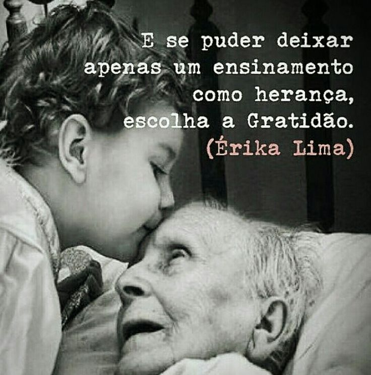 O melhor remédio pra nossa alma...☺ #Gratidão