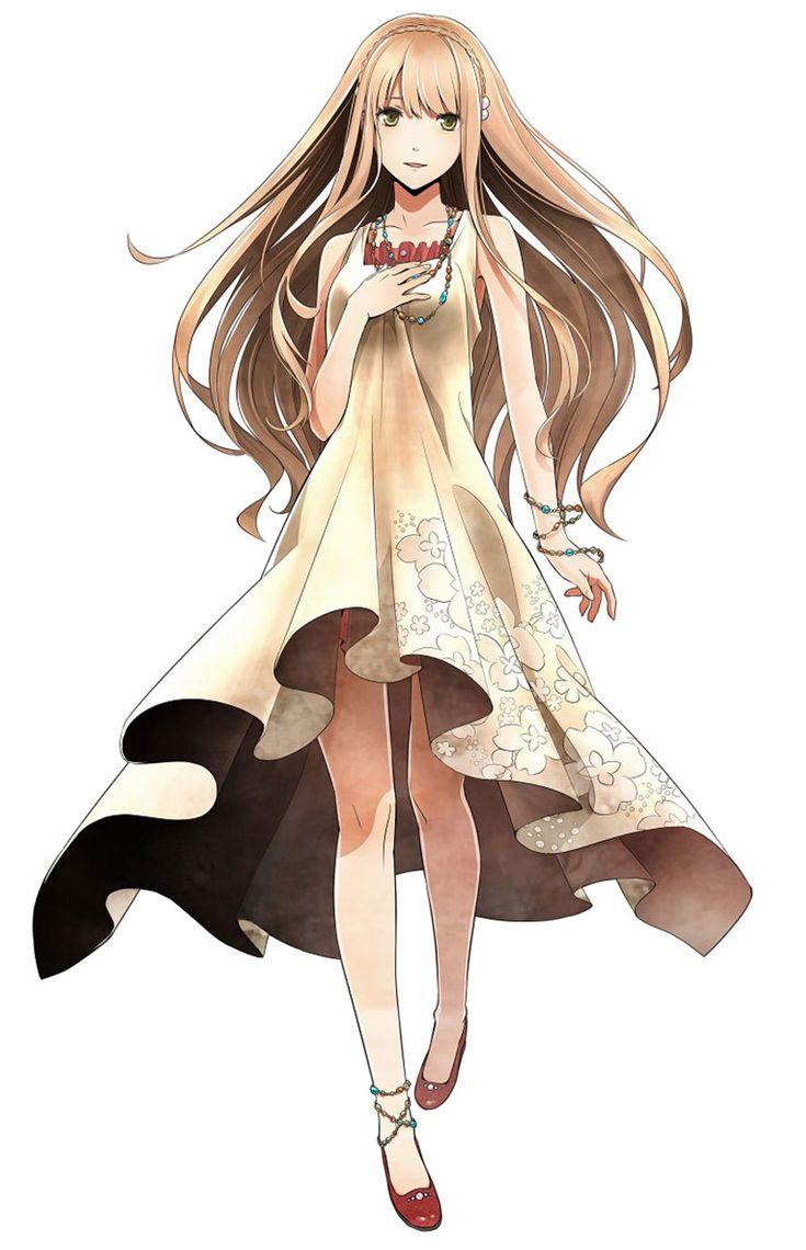 Yuno Ashihara - God Eater 2