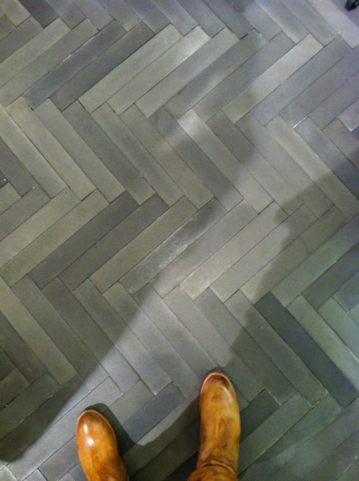 chevron grey tile Handmade tiles can be colour coordinated and customized re. shape, texture, pattern, etc. by ceramic design studios