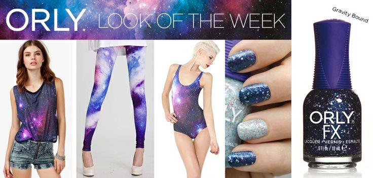 Galactic Fashion con Smalto ORLY Gravity Bound http://shop.smaltiorly.it/catalogo/prodotti_dettaglio.asp?brand=orly&cat=smalti&subcat=collezione-galaxy-fx&art=or20819-gravity-bound&page=1