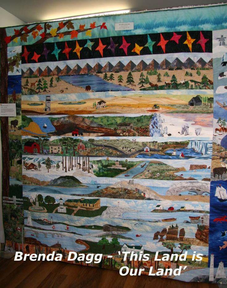 Grand Quilt Guild, Fergus, Ontario, Canada