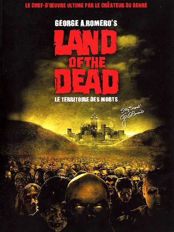 land of the dead stream