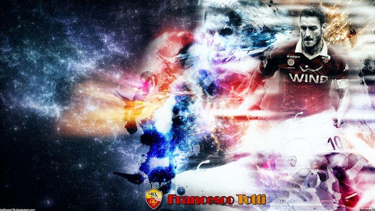 Francesco Totti Wallpaper Mov 2 by Belthazor78.deviantart.com on @deviantART