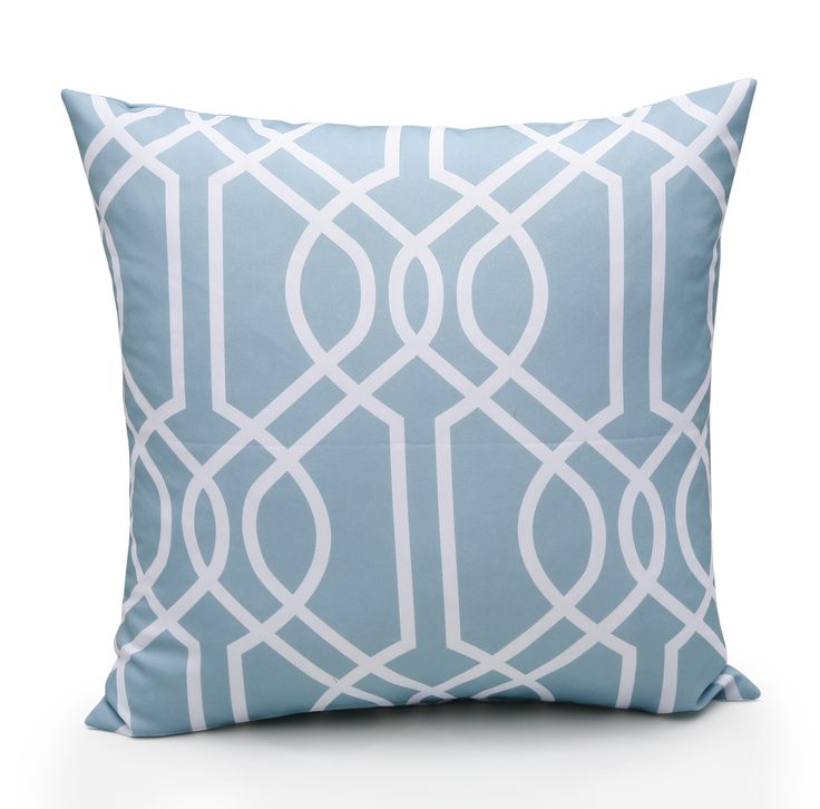 Blue Scatter Cushion | Rochester Furniture
