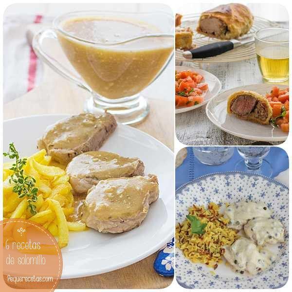 El solomillo es una carne sabrosa que puede prepararse de muchas maneras: Wellington, con salsa, en hojaldre, al horno. Descubre las recetas de solomillo.