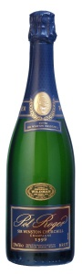 """Churchill's favorite fizz was Pol Roger, and called Odette Pol-Roger's house in Epernay """"the most drinkable address in the world."""" In 1984, the Champagne house starting making a special Cuvée Sir Winston Churchill in some years, which goes for around $170."""