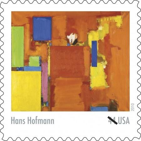 hans hoffman stamp