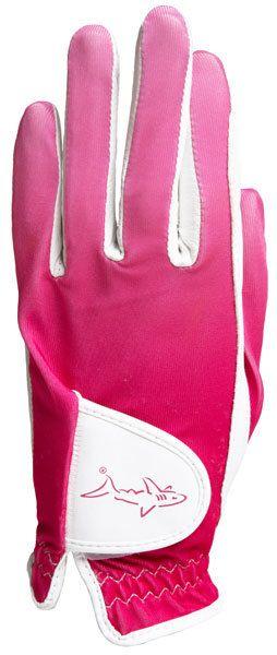 Greg Norman Pretty In Pink Ladies Golf Glove