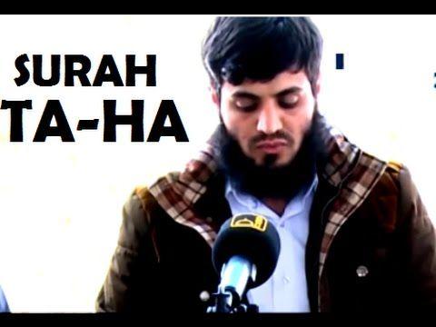SURAH TAHA  - سورة طه - Raad Muhammad Al Kurdi رعد محمد الكردي  1 of the best recitations. So calming.
