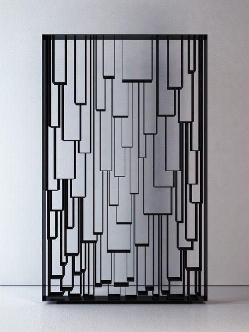 119 best steel gates images on pinterest wrought iron for Steel divider design
