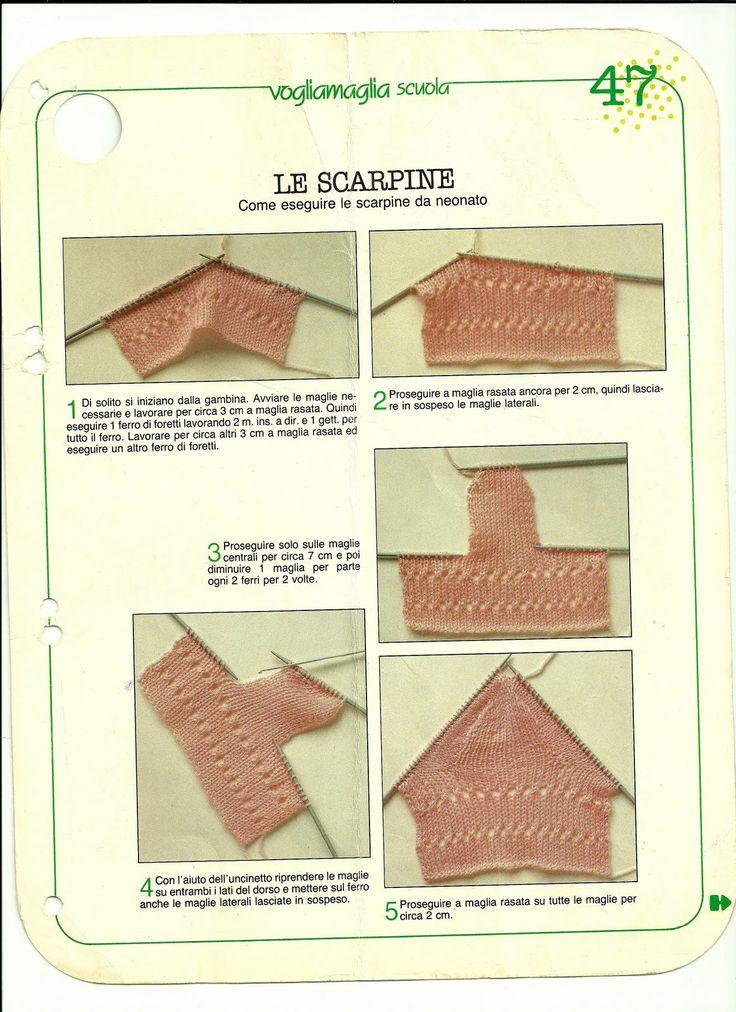 SCARPINE BEBE'-CALZE-CALZINI-BABBUCCE per tutti i gusti