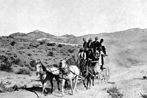 Butterfield Overland Stage Company (1857-1861) - Also ...