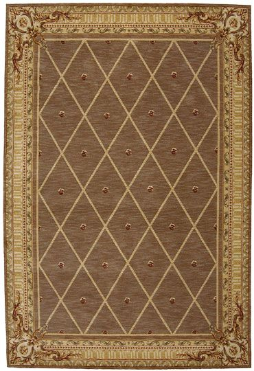 WovenGround Rugs | Traditional Rugs | Ashton House Rugs | Brown