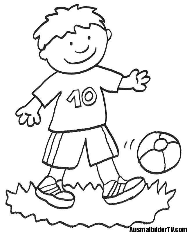 Ausmalbilder Kostenlos Fussball Spieler Malvorlagen Fur Kinder Ausmalbilder Kostenlose Ausmalbilder