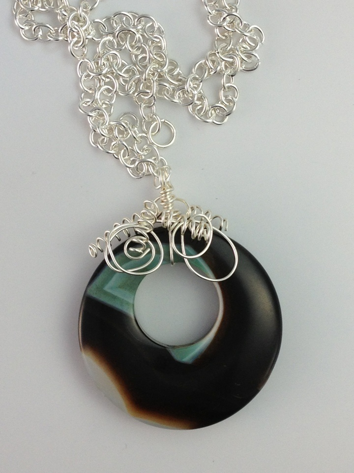 244 best Wire wrapped jewelry images on Pinterest | Necklaces, Wire ...