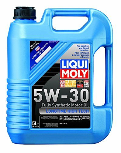 Liqui Moly 20394PK Longtime High Tech 5W30 Synthetic Motor Oil  5 Liter Pack of 4 >>> More info could be found at the image url.