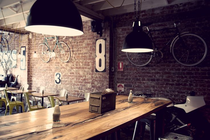 Fuel Coffee + Food in Geelong, Australia. Designed in 2010 by Georgie Matheson of GM Design Group.