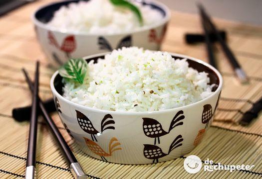 El arroz basmati es el mejor acompañamiento para platos de curry o orientales en general. Os explico la forma más adecuada para prepararlo.