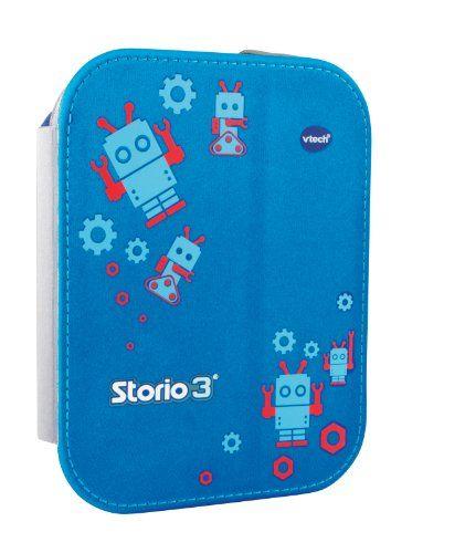 Vtech – 213549 – Jeu électronique – Etui Support Bleu Storio 3 | Your #1 Source for Toys and Games