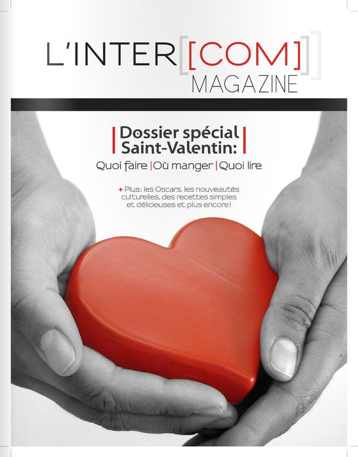 Février 2013 #intercom #magazine #étudiant