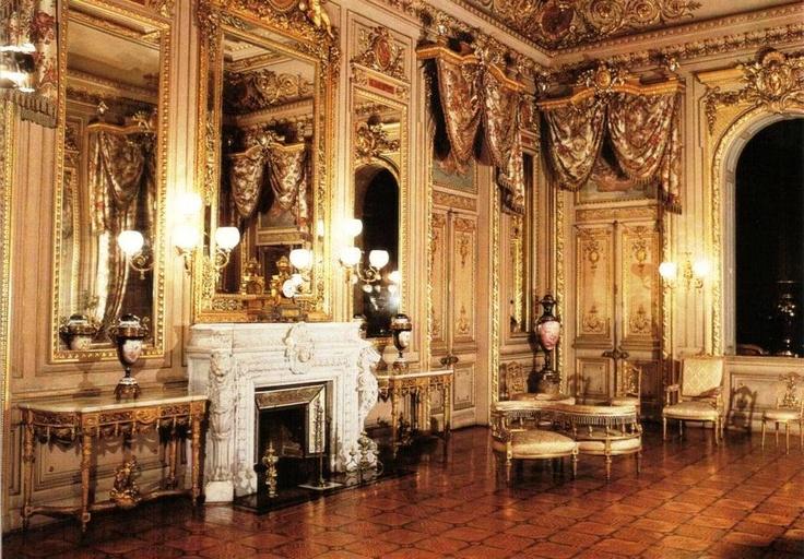 #Palacio #Cousiño - #Salón #Dorado