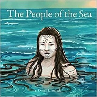 The People of the Sea: When young Donald and his friends head down to the water to play, they have no idea that they are soon to encounter a mermaid, one of the creatures that his elders have told him about. Terrified, the boys run back to their camp, ready to tell everyone what they have just seen. But what did they see? They can't seem to remember it clearly. It is up to Donald's grandmother to explain to them the magical creature they just encountered.