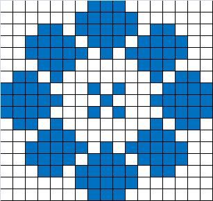 crochet round filet patterns flowers - Google Search