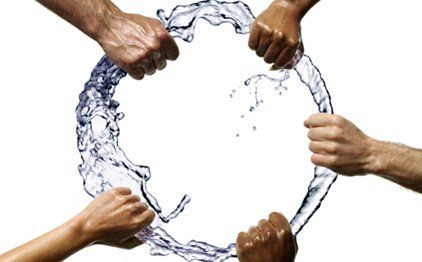 Water Scarcity Is Tomorrow's Problem.   eco media project