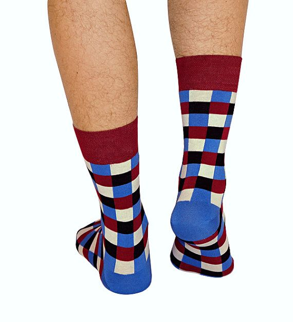 True Happiness Socks mens socks casual socks by UNIQUE EVER