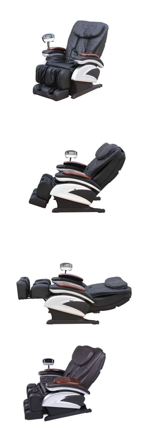 Electric Massage Chairs: Full Body Electric Shiatsu Massage Chair Recliner Message W/ Back Roller And Heat BUY IT NOW ONLY: $799.95