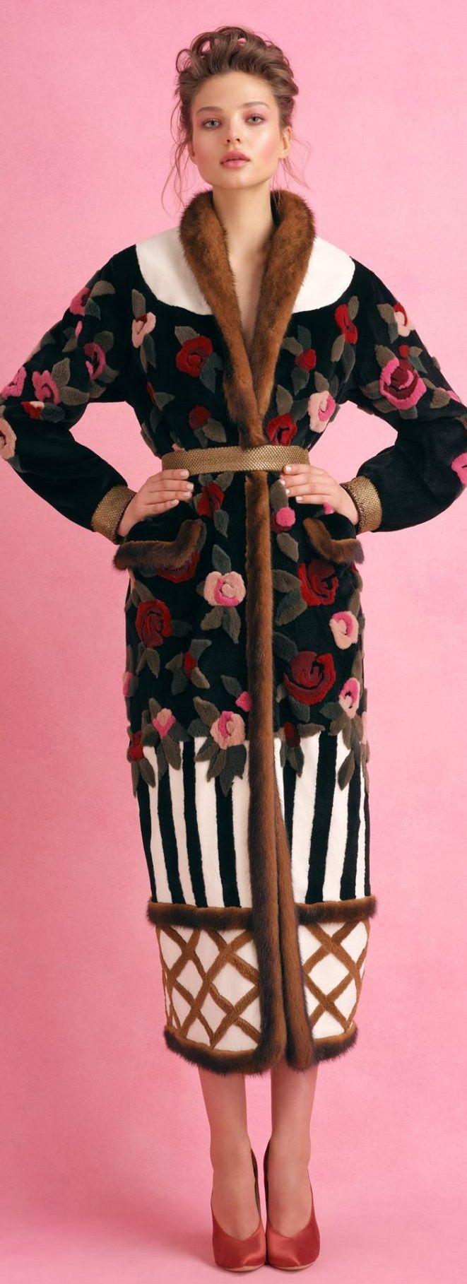 Ulyana Sergeenko Spring 2018 Couture