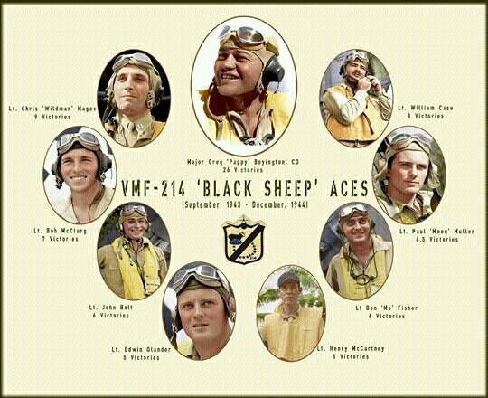 4/03/17  2:56a  The Real Black Sheep Squadron