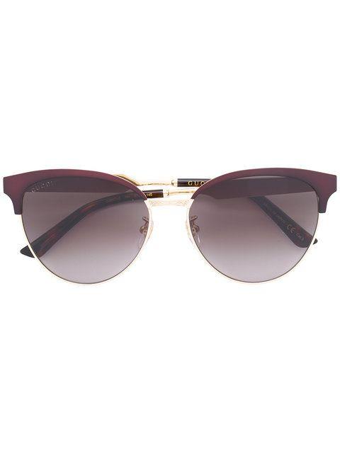 Comprar Gucci Eyewear gafas de sol de ojo de gato.